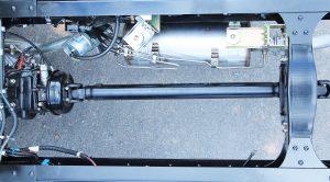 Đánh giá về khung gầm của xe tải Vĩnh Phát KR750L 3.5 tấn
