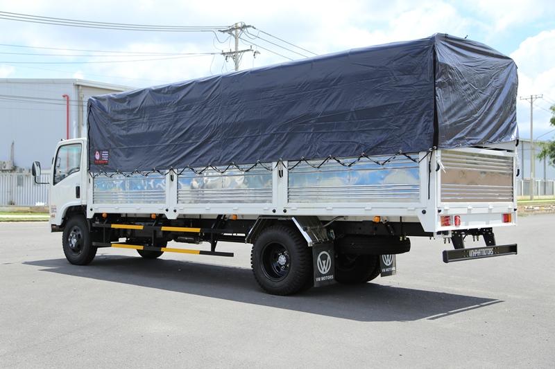 Đánh giá về xe tải Vĩnh Phát KR750L 3.5 tấn