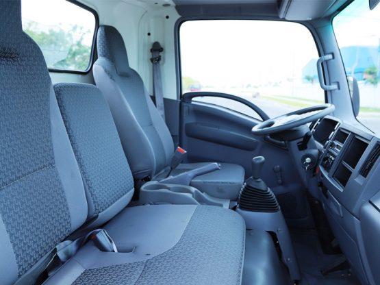 Nội thất bên trong xe KR750SL