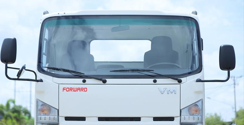 Phần đầu xe KR750SL