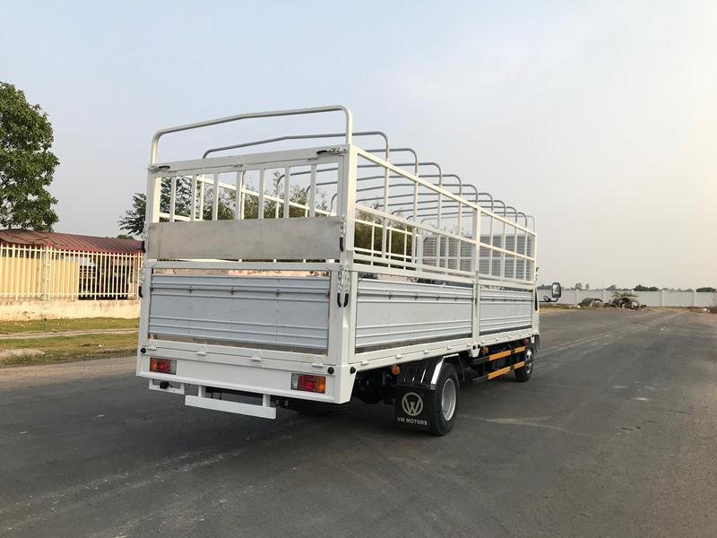Xe Tải Vĩnh Phát NK550L 2.5 tấn thùng dài 4.4m-02