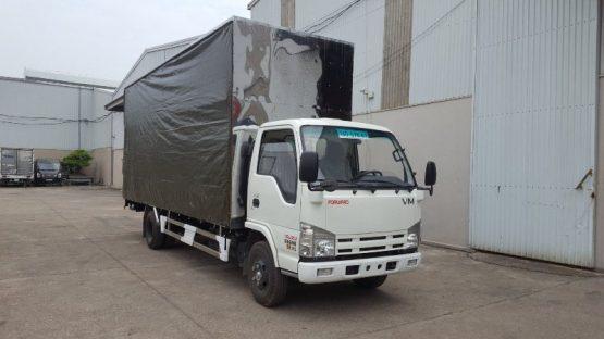 Xe Tải Vĩnh Phát NK550SL 1.9 tấn thùng dài 6.2m