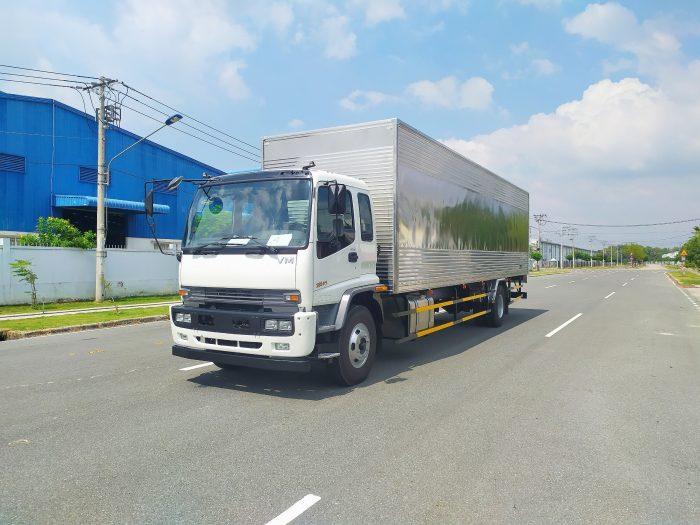 Xe Tải Vĩnh Phát FTR160SL 8 tấn thùng dài 10m