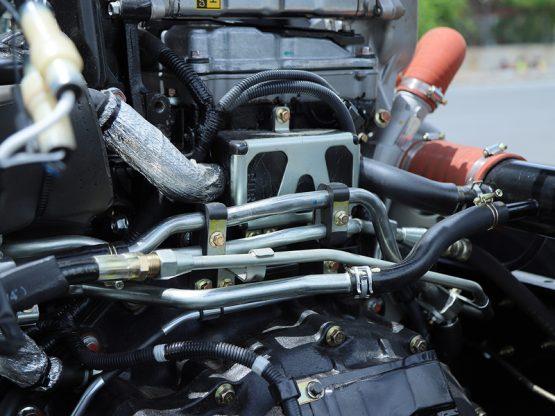 Động cơ xe có cơ chế vận hành êm trên mọi cung đường