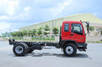 Xe Tải Vĩnh Phát FTR160 tiết kiệm tối đa nhiên liệu