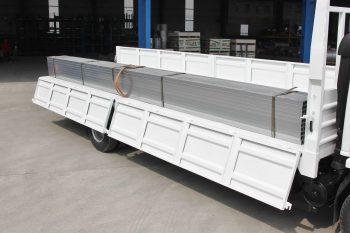 Xe Tải Vĩnh Phát NK490SL chiều dài lọt lòng thùng hàng tới 6.2m