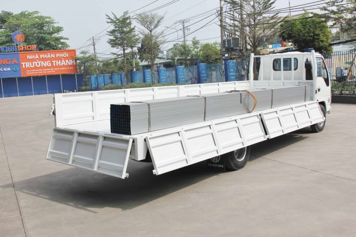 Xe tải vĩnh phát nk490sl Trọng lượng toàn bộ: 4995kg