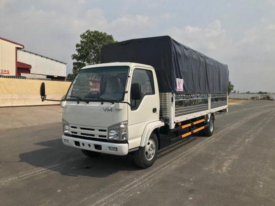 Xe Tải Vĩnh Phát NK550L 2.5 tấn thùng dài 4.4m