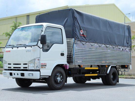 Xe tải Vĩnh Phát NK650L là mẫu xe được nhiều người quan tâm