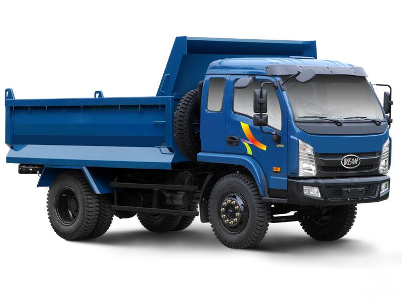 Nên mua xe tải tự đổ ở đâu thì uy tín, chất lượng cao