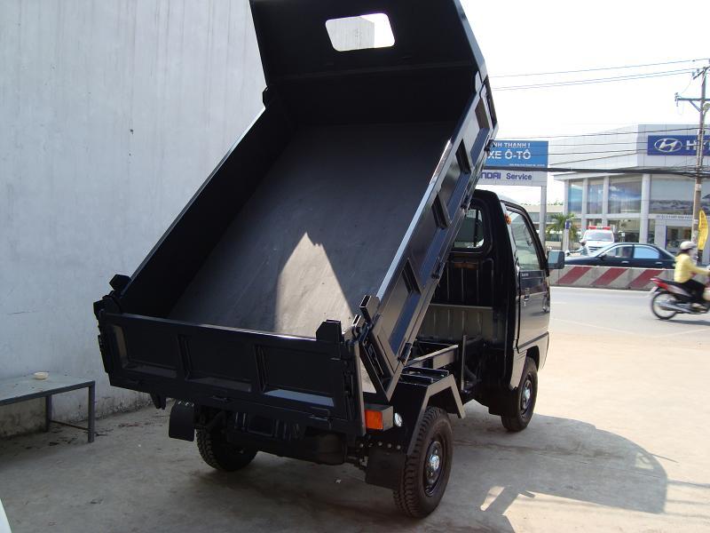 Tại sao khách hàng nên lựa chọn xe tải tự đổ?