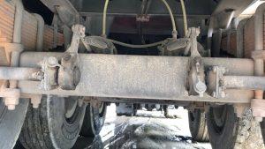 Bộ phận cần thiết để tạo nên một hệ thống lốc kê xe tải