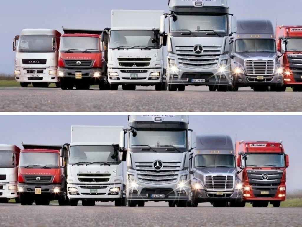 Các dòng xe tải chuyên dùng hiện nay