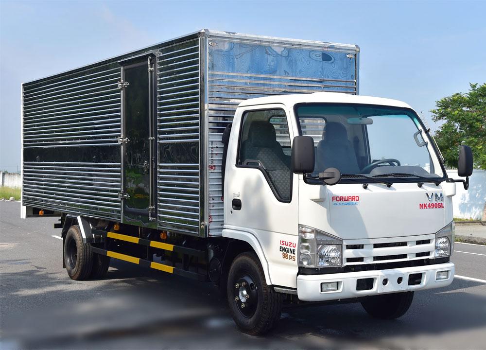 Cần phân biệt rõ trọng tải và tải trọng của xe