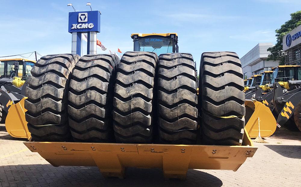 Cấu tạo lốp xe tải nặng