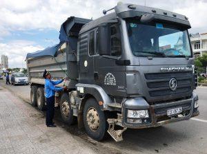 Khái niệm trọng lượng cho phép trên xe tải