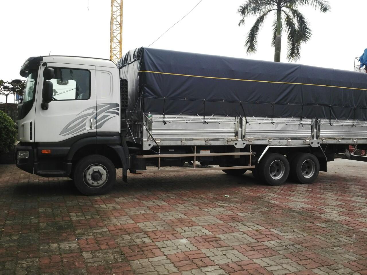 Những thông tin cơ bản về xe tải chuyên dùng