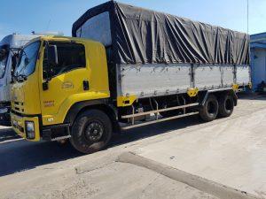 Quy định xử phạt vi phạm thiết kế mui xe tải