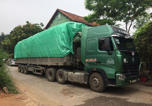 Sự khác nhau giữa tải trọng và trọng tải xe
