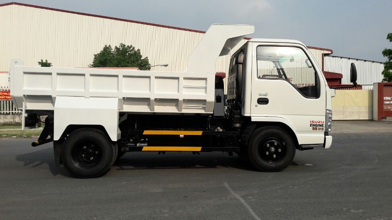 Thiết kế của xe tải 4x4