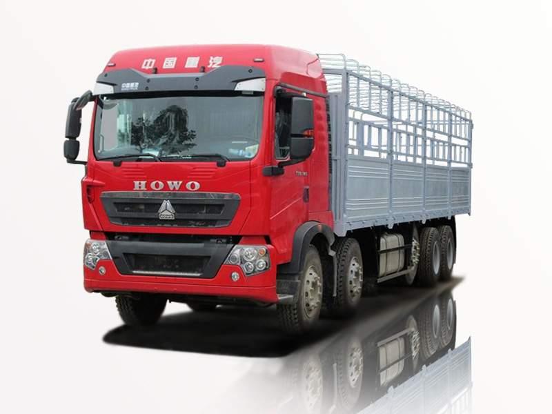 Thùng xe tải 5 chân rất rộng