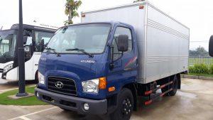 Xe nâng tải Hyundai HD450