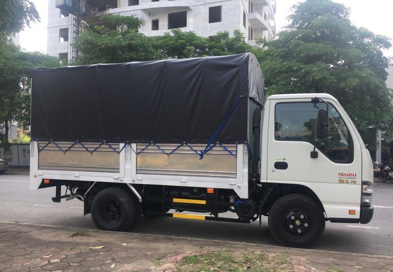 Xe nâng tải Isuzu