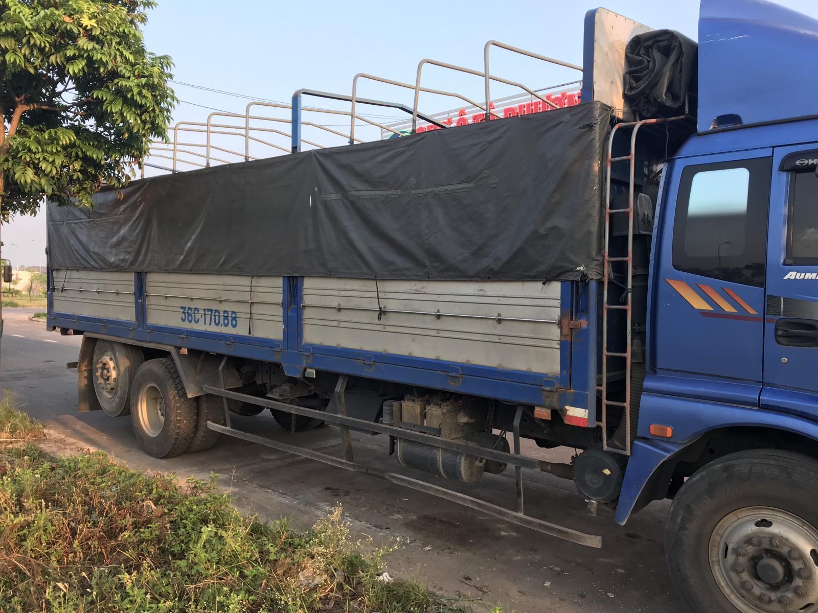 Xe tải 3 giò giúp tối ưu trong việc vận tải hàng hóa