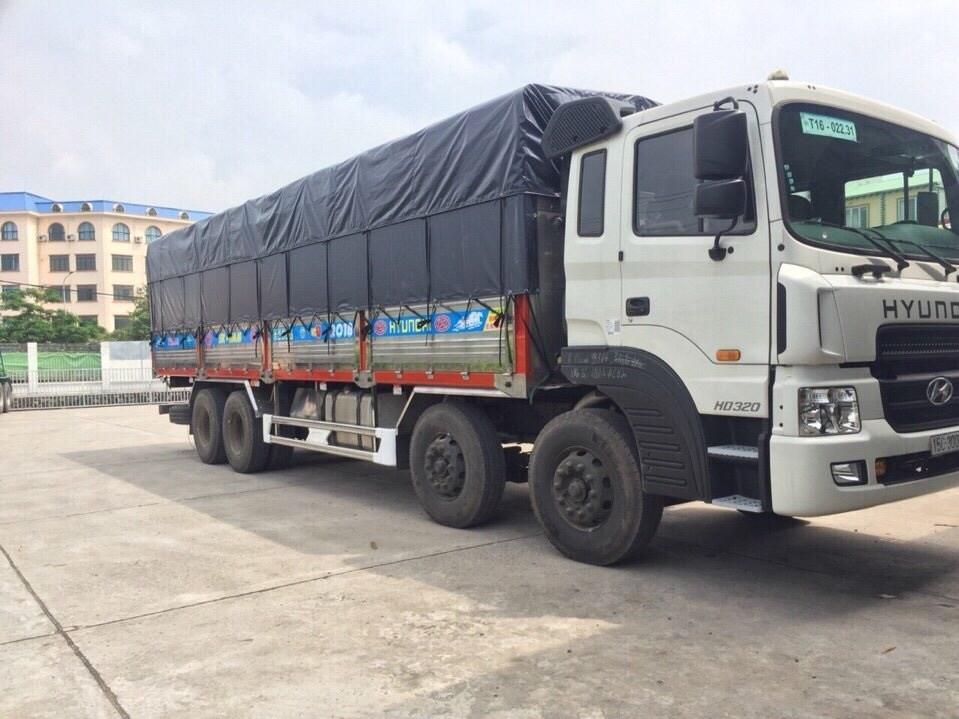 Xe tải hạng nặng là gì?
