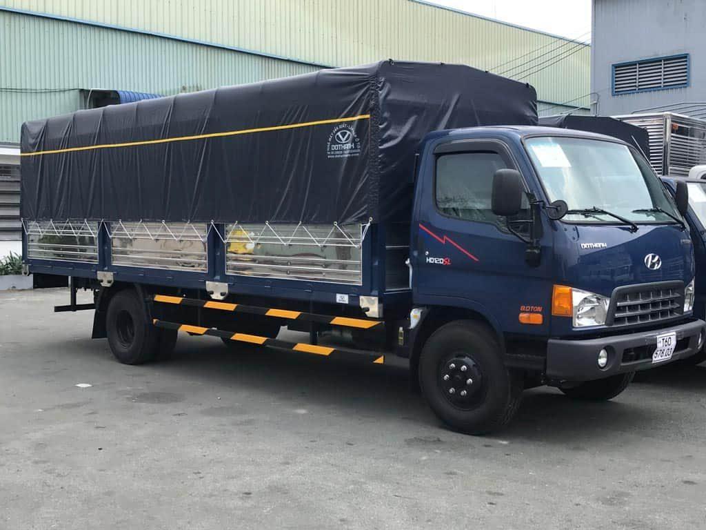 3 yếu tố trong khả năng vận hành liên quan đến chiều dài cơ sở xe tải