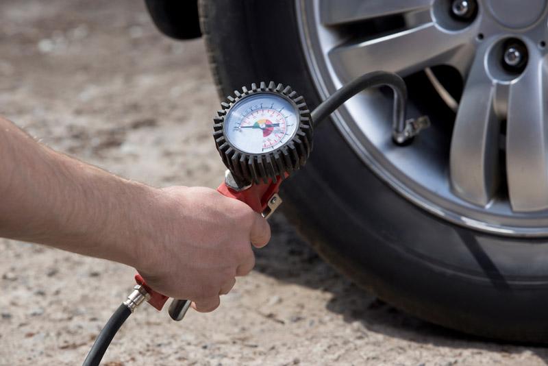 Áp suất của lốp xe