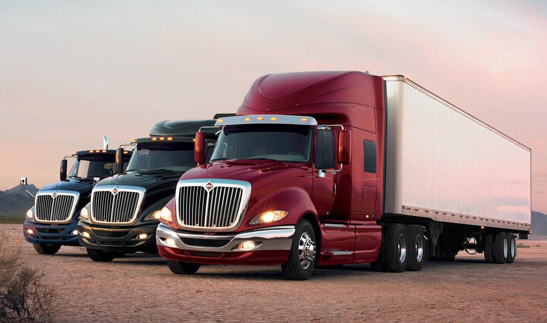 Cabin xe tải có kích thước rất lớn