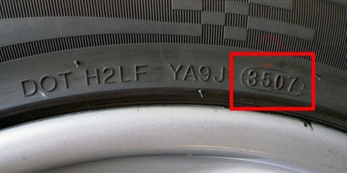 Cách đọc kích thước lốp của xe tải