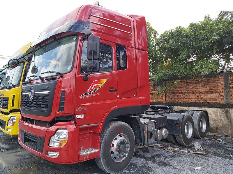 Đầu kéo xe tải tiếng Anh là gì?
