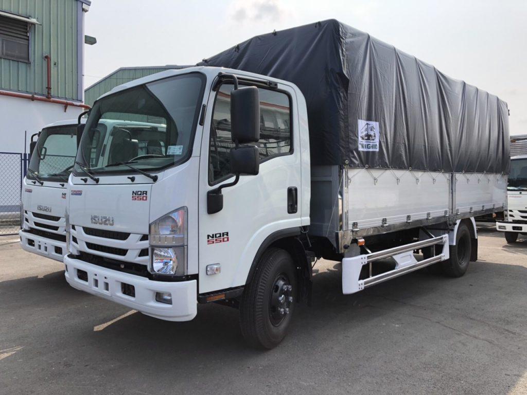Kích thước bao của xe tải là gì?