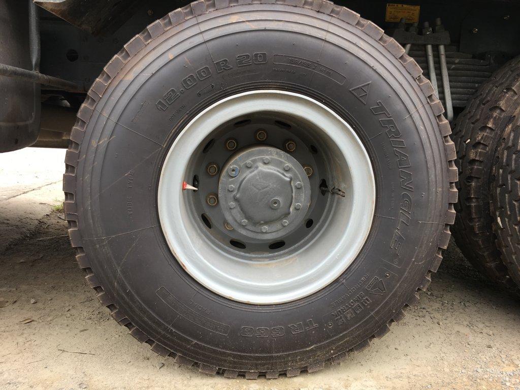Kích thước lốp xe