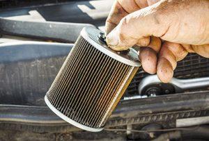 Lọc dầu xe tải cần được bảo dưỡng thường xuyên