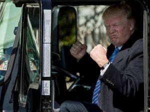 Người lái xe tải nên biết tiếng Anh