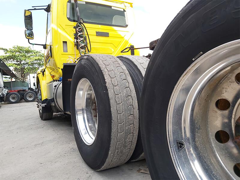 Tải trọng cho biết khả năng tải của lốp