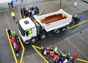 Tìm hiểu về những điểm mù xe tải là gì?