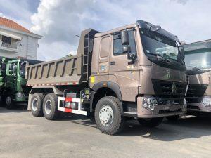 Xe tải CNHTC là xe tải của nước nào?