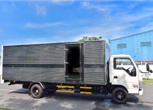 Xe tải isuzu vm 1t9 là sự lựa chọn cho các công ty