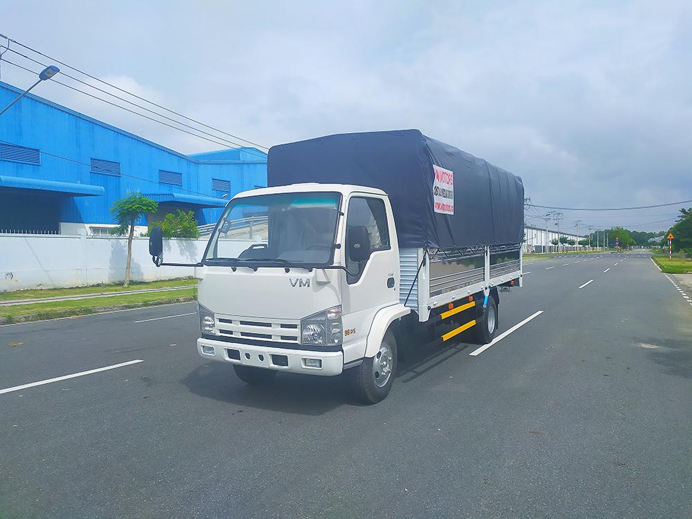 Xe tải thùng dài 6m2 NK550SL