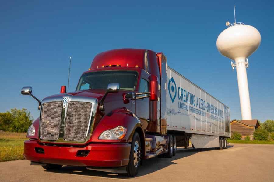 Ý nghĩa về chiều dài cơ sở của một chiếc xe tải