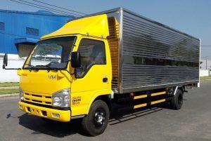 Đặc điểm vượt trội của xe tải Isuzu Vĩnh Phát
