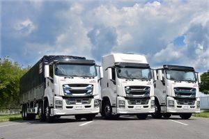 Ginza Auto - Xe tải Vĩnh Phát là địa điểm cung cấp xe tải 4 chân Isuzu uy tín, giá rẻ