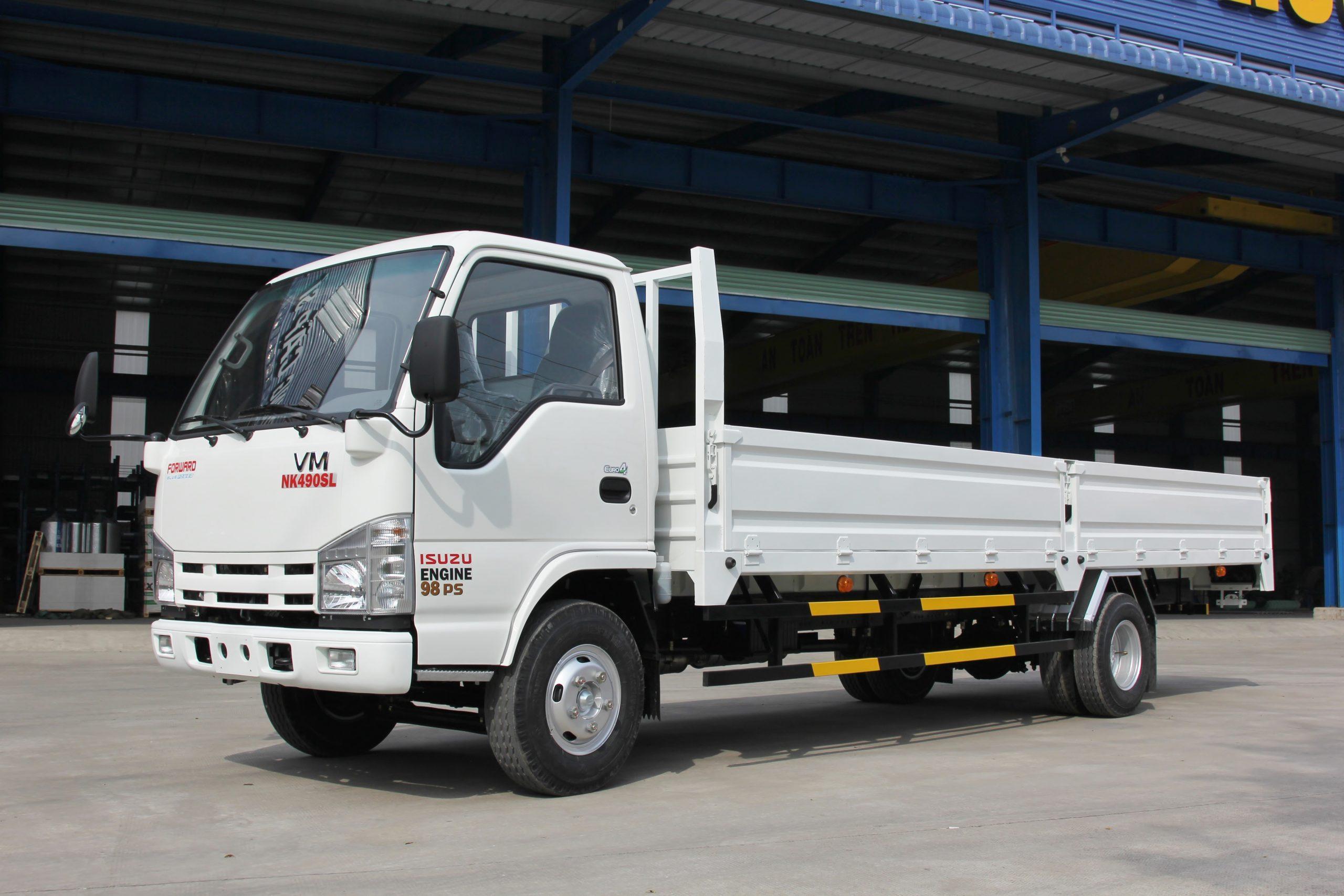Vĩnh Phát NK490SL - Giúp bạn vận chuyển hàng hóa nhanh chóng, dễ dàng