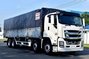 Xe tải hạng nặng Isuzu Ginga