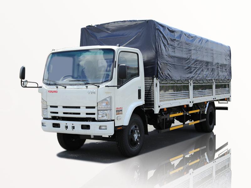 Xe tải isuzu Vĩnh Phát FN129L4