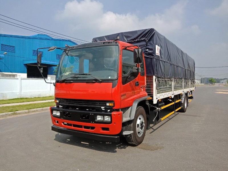 Xe tải thùng 8.5m có tải trọng lên đến 9 tấn